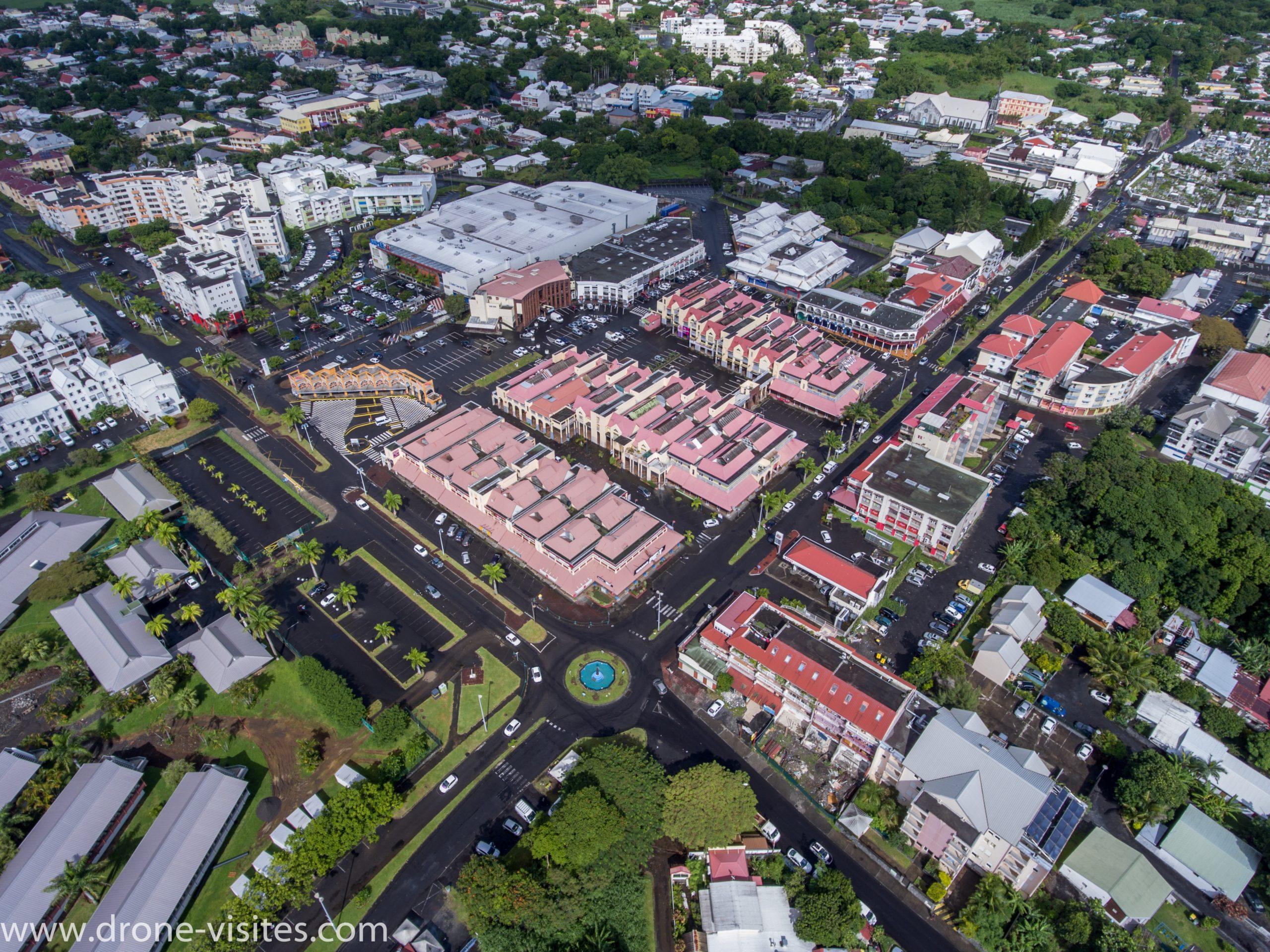 Photo du centre ville de Saint-André
